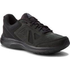 Buty Reebok - Walk Ultra 6 Dmx Max Rg CN0951  Black/Alloy. Czarne buty do biegania męskie Reebok, z materiału. W wyprzedaży za 269,00 zł.