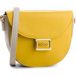 Torebka NOBO - NBAG-E2020-C002 Żółty z Szarym. Żółte listonoszki damskie marki Nobo, ze skóry ekologicznej. W wyprzedaży za 129,00 zł.