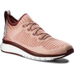 Buty Reebok - Print Smooth 2.0 Ultk CN1743 Chalk Pink/Maroon/Wht. Szare buty do biegania damskie marki Reebok, z materiału. W wyprzedaży za 259,00 zł.