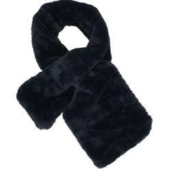 Szal damski - 135-111441 BL. Niebieskie szaliki damskie Unisono, z materiału. Za 39,00 zł.