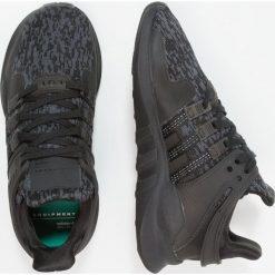 Adidas Originals EQT SUPPORT  Tenisówki i Trampki core black. Czarne tenisówki męskie marki adidas Originals, z materiału. W wyprzedaży za 259,35 zł.