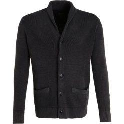 Swetry rozpinane męskie: Abercrombie & Fitch WASHED STITCH Kardigan grey