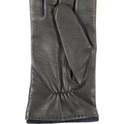 Hackett London PRIXSEAM Rękawiczki pięciopalcowe black. Czarne rękawiczki męskie Hackett London, z materiału. W wyprzedaży za 345,95 zł.