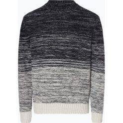 Nils Sundström - Sweter męski, niebieski. Niebieskie swetry klasyczne męskie Nils Sundström, m, w gradientowe wzory. Za 249,95 zł.