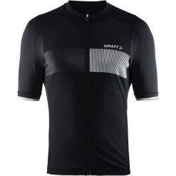 Craft Koszulka rowerowa Verve Glow czarna r. XXL (1904995-9999). Odzież rowerowa męska Craft, m. Za 224,96 zł.