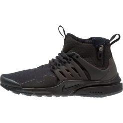 Tenisówki męskie: Nike Sportswear AIR PRESTO MID UTILITY Tenisówki i Trampki wysokie black/dark grey