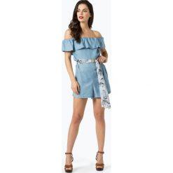 Kombinezony damskie: Guess Jeans – Kombinezon damski, niebieski