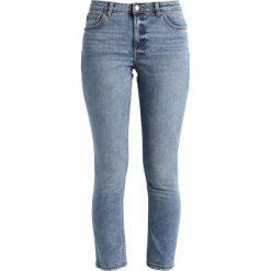 Cheap Monday Jeansy Slim Fit washed blue. Niebieskie rurki damskie Cheap Monday. Za 299,00 zł.