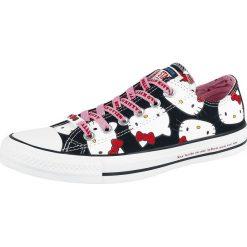 Buty sportowe damskie: Converse Hello Kitty - Chuck Taylor All Star Ox Buty sportowe czarny/biały