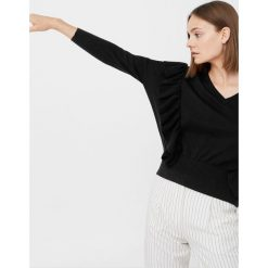 Swetry klasyczne damskie: Mango – Sweter Uve