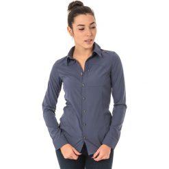Koszule wiązane damskie: IGUANA Koszula damska Zuri Nightshadow Blue/Desert Flower r. S (5902786089932)