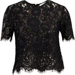 Bluzki asymetryczne: IVY & OAK BOXY  Bluzka black