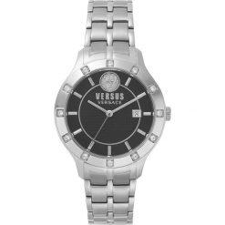 Versus Versace - Zegarek VSP460. Szare zegarki damskie Versus Versace, szklane. Za 799,90 zł.