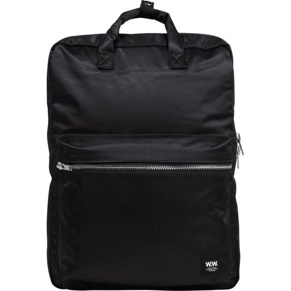 5db02a3569939 Wood Wood MIRA BACKPACK Plecak black - Czarne plecaki damskie marki Wood  Wood. Za 589