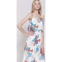 Sukienki: Biała Sukienka Bitter Sweet