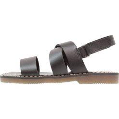 Babywalker Sandały black. Szare sandały męskie skórzane marki Babywalker, klasyczne. Za 259,00 zł.