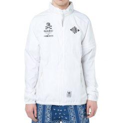 Kurtka w kolorze białym. Białe kurtki męskie Adidas, Reebok, m. W wyprzedaży za 349,95 zł.