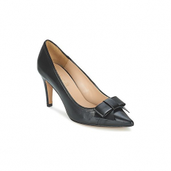 Czółenka Fericelli  ASSAPO. Czarne buty ślubne damskie Fericelli. Za 463,20 zł.
