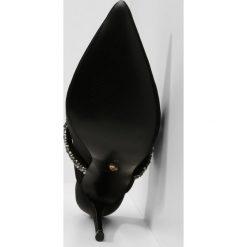 Chodaki damskie: Kurt Geiger LEXINGTON Klapki black