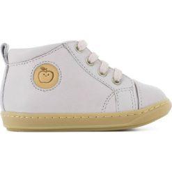 Wysokie trampki Bouba Pad Lace. Szare buty sportowe dziewczęce marki Havaianas, z kauczuku, na sznurówki. Za 243,98 zł.