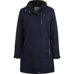 Kurtki damskie softshell: Schöffel MONTEREY Parka night blue