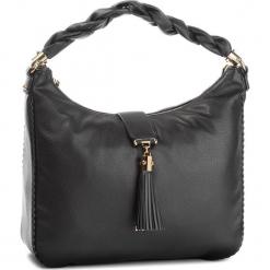 Torebka LIU JO - Monospalla Piave A68115 E0027  Nero 22222. Czarne torebki klasyczne damskie marki Liu Jo, z materiału. Za 649,00 zł.