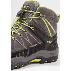 Buty sportowe chłopięce: CMP KIDS RIGEL MID SHOES WP Buty trekkingowe teak/asphalt