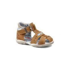 Sandały Dziecko  Catimini  SPHINX. Brązowe sandały chłopięce Catimini. Za 247,20 zł.