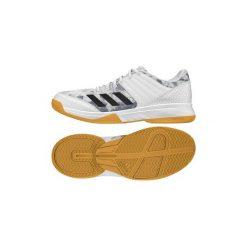 Buty do piłki nożnej adidas  LIGRA 5 W BY2578. Szare halówki męskie marki adidas Originals, z gumy. Za 266,10 zł.