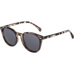Le Specs BANDWAGON Okulary przeciwsłoneczne coal tortoise. Brązowe okulary przeciwsłoneczne damskie lustrzane Le Specs. Za 249,00 zł.