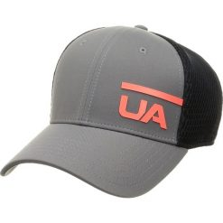 Under Armour Czapka męska Men's Train Spacer Mesh Cap szara r. L/XL (1305446-040). Szare czapki z daszkiem męskie Under Armour. Za 68,64 zł.