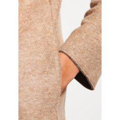 Płaszcze damskie pastelowe: Rich & Royal Płaszcz wełniany /Płaszcz klasyczny white coffe