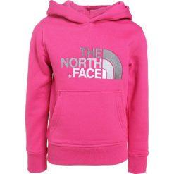 The North Face DREW PEAK Bluza z kapturem pink. Czerwone bluzy chłopięce rozpinane The North Face, z bawełny, z kapturem. Za 199,00 zł.