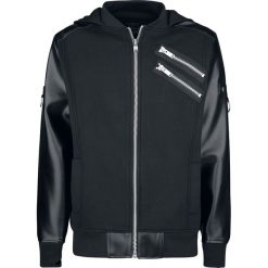 Chemical Black Joona Jacket Kurtka czarny. Czarne kurtki męskie Chemical Black, xxl. Za 199,90 zł.
