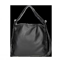 Torebka damska. Czarne torebki klasyczne damskie Wojas, duże. Za 499,00 zł.