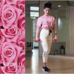Bluzki, topy, tuniki: Pink Enjoy the moment bluza top