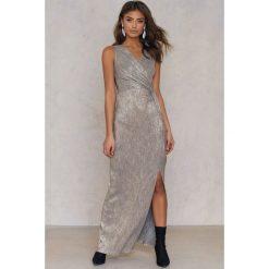 Długie sukienki: ASTR Sukienka Ginger - Silver