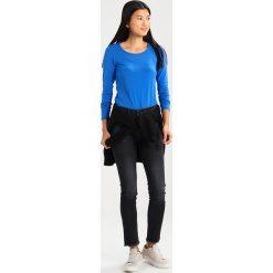 Bluzki asymetryczne: someday. KALIA Bluzka z długim rękawem blue iris