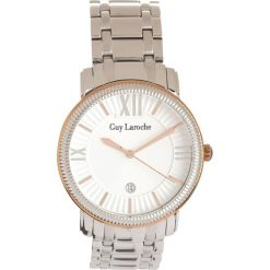 Zegarki męskie: Zegarek kwarcowy w kolorze srebrno-białym