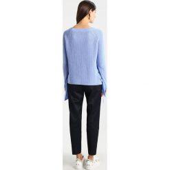 Swetry klasyczne damskie: talkabout PULLOVER 1/1 ARM Sweter clean sky