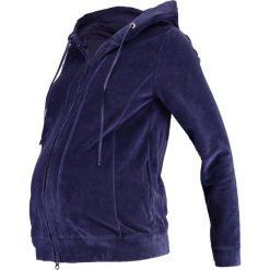 Bluzy rozpinane damskie: bellybutton Bluza rozpinana crown blue