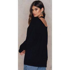Bluzy rozpinane damskie: Cheap Monday Bluza Blitz - Black