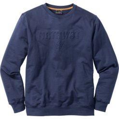 Bejsbolówki męskie: Bluza Regular Fit bonprix ciemnoniebieski