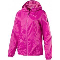 Puma Kurtka Ess Solid Windbreaker W Rose Violet S. Czerwone kurtki sportowe damskie marki Puma, s. W wyprzedaży za 149,00 zł.