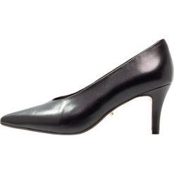 Dune London ARI Czółenka black. Czarne buty ślubne damskie Dune London, z materiału. Za 419,00 zł.