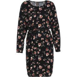 Sukienki hiszpanki: ICHI BLAKE Sukienka letnia black