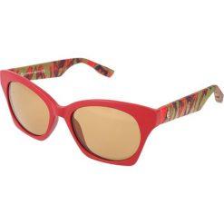 """Okulary przeciwsłoneczne damskie aviatory: Okulary przeciwsłoneczne """"0003/S XJS/H0"""" w kolorze czerwonym"""