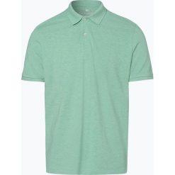 Nils Sundström - Męska koszulka polo, zielony. Zielone koszulki polo Nils Sundström, m, z bawełny. Za 49,95 zł.