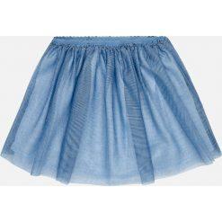 Mayoral - Spódnica dziecięca 128-167 cm. Niebieskie spódniczki dziewczęce Mayoral, z bawełny, mini. Za 99,90 zł.