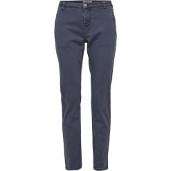 Chinosy damskie: Selected Femme SFINGRID MR 2 CHINO OMBRE BLUE NOOS Chinosy ombre blue